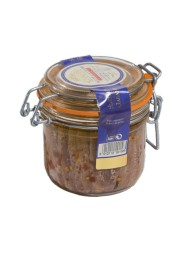 Campisi - Anchovy Fillets in Olive Oil Chili Pepper- 200g