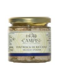 Campisi - Ventresca di Ricciola in olio d'Oliva - 220g