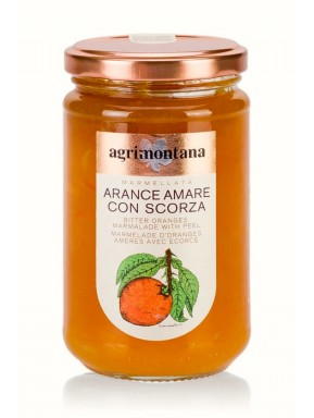 Agrimontana - Arance Amare con Scorza 350g