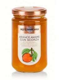 (3 CONFEZIONI X 350g) Agrimontana - Arance Amare con Scorza