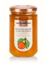 (6 PACKS X 350g) Agrimontana - Bitter Oranges Marmelade With Peel