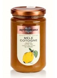 (3 CONFEZIONI X 350g) Agrimontana - Mele Cotogne