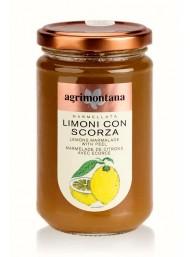 (6 CONFEZIONI X 350g) Agrimontana - Limoni con Scorza