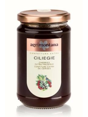 Agrimontana - Cherries Extra Preserve 350g