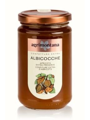 (3 CONFEZIONI X 350g) Agrimontana - Albicocche