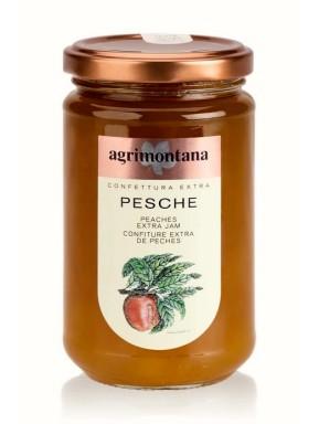 Agrimontana - Peaches Extra Preserve 350g