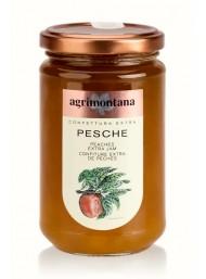 (3 CONFEZIONI X 350g) Agrimontana - Pesche