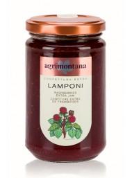(6 CONFEZIONI X 350g) Agrimontana - Lamponi