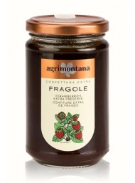 (6 CONFEZIONI X 350g) Agrimontana - Fragole