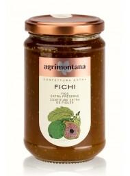 (6 CONFEZIONI X 350g) Agrimontana - Fichi