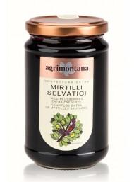Agrimontana - Mirtilli Selvatici 350g