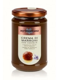 Agrimontana - Agrimontana - Chestnuts Cream Whit Vanilla 350g