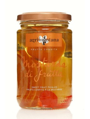 Agrimontana - Mostarda di Frutta 390g