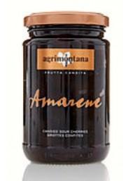 (6 CONFEZIONI X 390g) Agrimontana - Amarene Candite