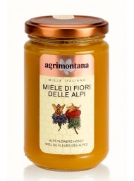Agrimontana - Alps Flowers Honey 400g