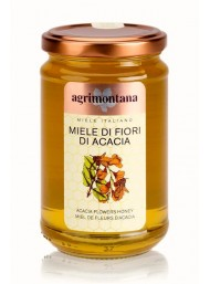 (6 PACKS X 400g) Agrimontana - Aciacia Flowers Honey