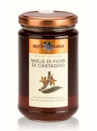 (6 PACKS X 400g) Agrimontana - Chestnut Flowers Honey