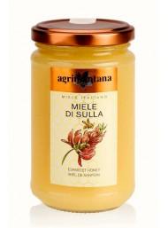 (3 PACKS X 400g) Agrimontana - Sicilia Esparcet Honey