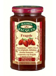 Maison Jacquin - Strawberries - 325g