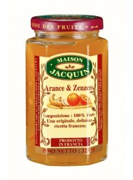 Maison Jacquin - Orange and Ginger - 325g