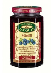 Maison Jacquin - Blueberries - 325g