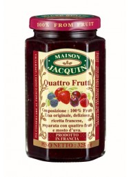 Maison Jacquin - 4 Fruits - 325g