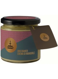 (6 PACKS X 180g) Fiasconaro - Oro Bianco - Spreads Almonds