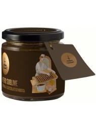 (6 PACKS X 180g) Fiasconaro - Nero Sublime - Spreads Sicilian Chocolate