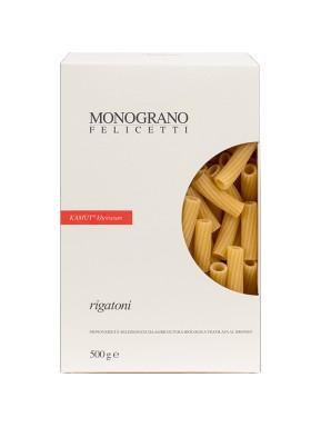 Felicetti - Rigatoni - 500g - KAMUT KHORASAN - MONOGRANO