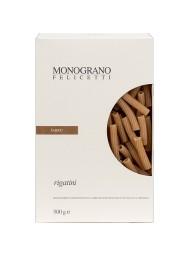 (3 Packs x 500g) Felicetti - Rigatini - MONOGRANO - EMMER