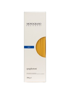 (3 Packs x 500g) Felicetti - Spaghettoni - MONOGRANO - MATT