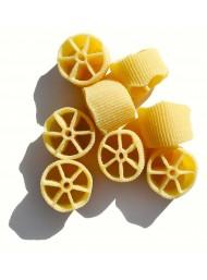 (2 PACKS) Pasta Cavalieri - Ruote Pazze - 500g