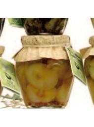 Olive Nostre - Cipolline Borrettane in Olio Extra Vergine di Oliva - 280g