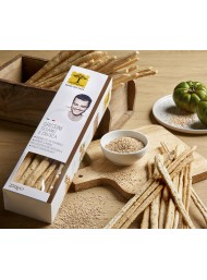 San Patrignano - Sesame and Bran Breadsticks - 200g