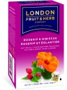 London Fruit & Herb - Rosehip & Hibiscus - 20 Sachets