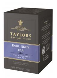 Taylors - Earl Grey Tea - 20 Filtri - 50g
