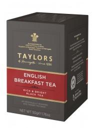 Taylors - English Breakfast Tea - 20 Filtri - 50g