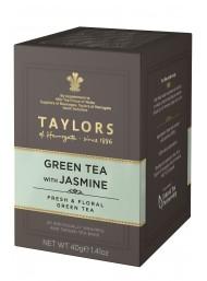 Taylor of Harrogate - Green Tea With Jasmine - 20 Sachets