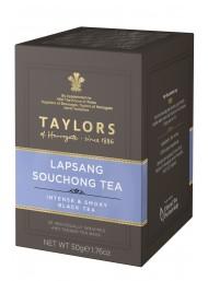 Taylors - Lapsang Souchong Tea - Te' Nero Affumicato - 20 Filtri - 50g
