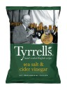 Tyrrels - Cider Vinegar Potato Crisps -150g