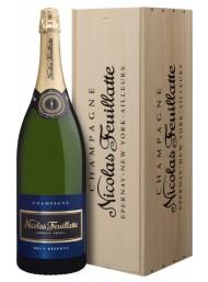 Nicolas Feuillatte - Brut Réserve - Champagne - Mathusalem - 600cl - Astucciato