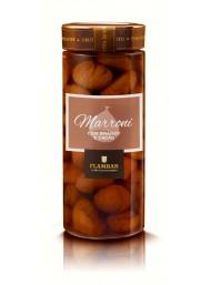 Flambar - Marroni con Brandy e Cacao - 760g - Prodotto Astucciato