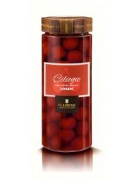 (2 CONFEZIONI X 640g) Flambar - Ciliegie con Cherry Brandy Luxardo - Prodotto Astucciato