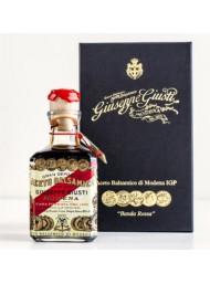 (2 Bottiglie) Giusti - Banda Rossa - (20 anni) 5 Medaglie d'Oro - Aceto Balsamico di Modena  IGP