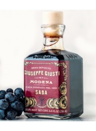 (2 BOTTLES) Giusti - Saba - Grape Must - 25cl
