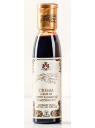 (3 BOTTLES) Giusti - Cream of Vinegar - Aromatic Vinegar of Modena IGP - 25cl
