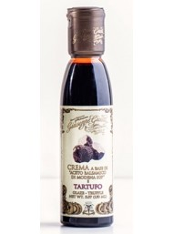 (2 BOTTLES) Giusti - Truffle - Cream of Vinegar - Aromatic Vinegar of Modena IGP - 25cl
