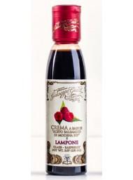 (3 BOTTLES) Giusti - Raspberry - Cream of Vinegar - Aromatic Vinegar of Modena IGP - 25cl