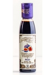 (2 BOTTLES) Giusti - Fig - Cream of Vinegar - Aromatic Vinegar of Modena IGP - 25cl