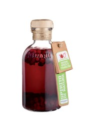 (2 BOTTLES) Wild Strawberries with Grappa Liquor - 50cl